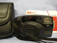 Pentax 105R Cased Camera + Inst £9.99